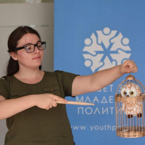 Елена Калинова