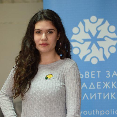 Мариела Ташева